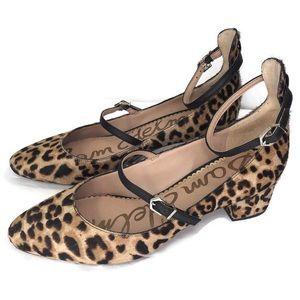 2e17339bb1b9 Sam Edelman Lulie Women s Shoes Size 6M Calf Hair